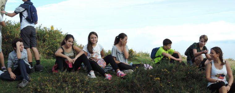 Excursión al Pico Cerredo