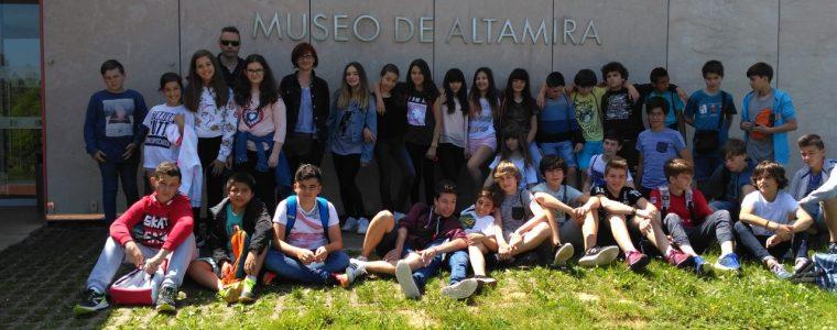 Los tiempos de Altamira