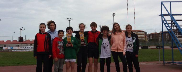 X Campeonato  Divirtiéndose con el Atletismo- Fase Regional.